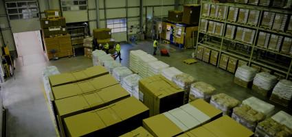 Lagerhaltung ist mehr als Produkte auf ein Regal stellen