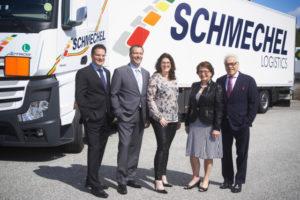 Schmechel Logistics: a Family Business